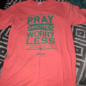 Tops - Pray More Worry Less